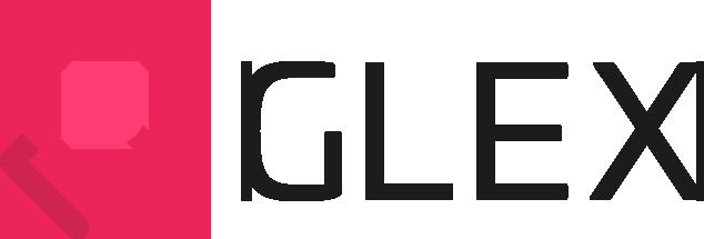 Glex logo